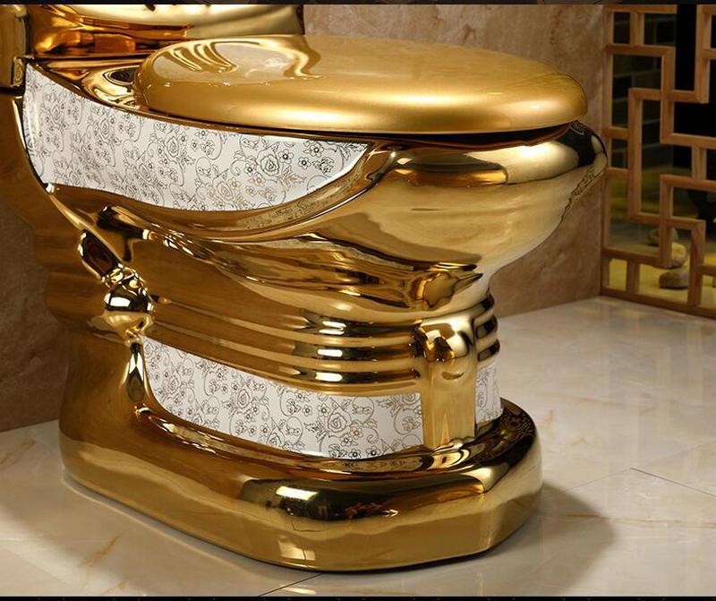 Royal Gold Toilet Gold Toilets